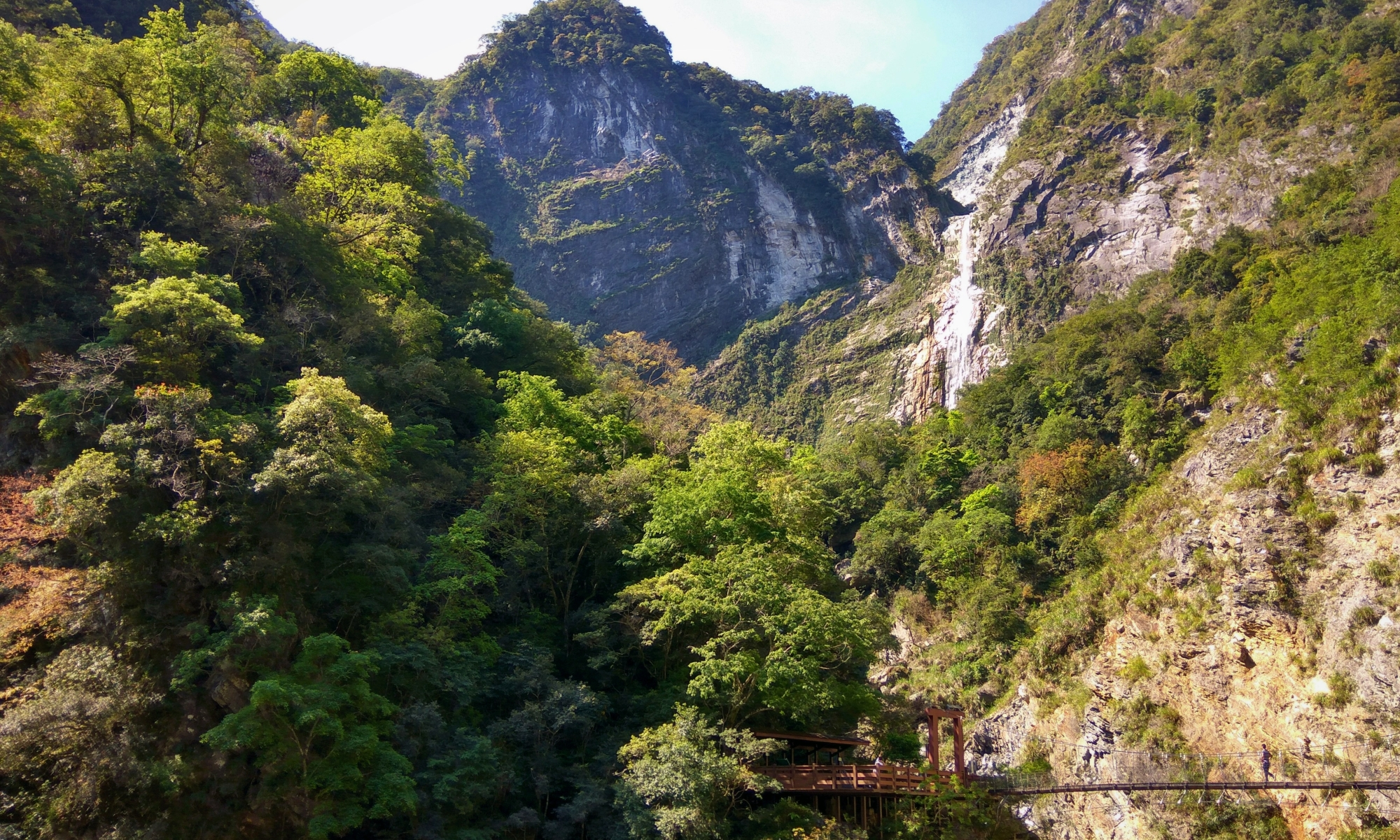 Taroko George National Park
