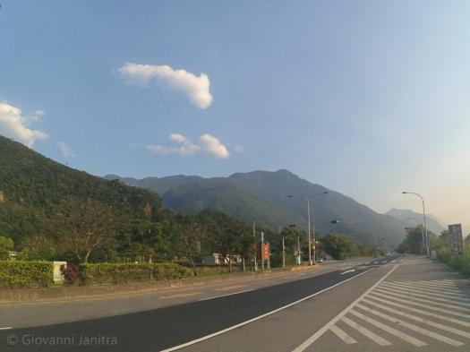 En Route From Hualien to Xiulin