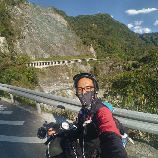 On The Road to Taroko George National Park