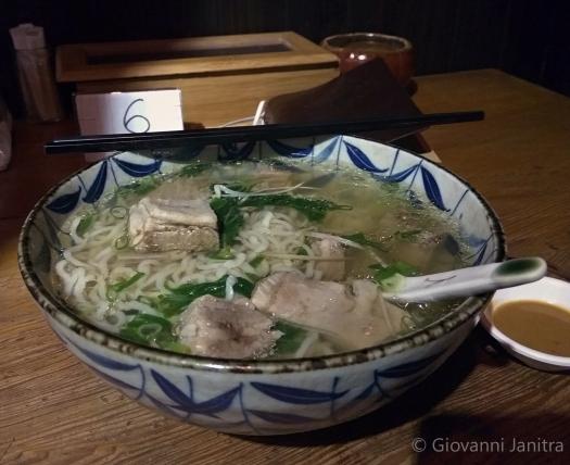 Noodles Yi Wan Xiao, Hualien, Taiwan