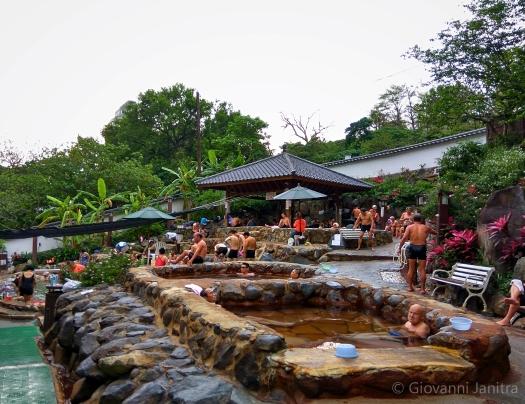Millenium (Public) Hot Springs Beitou